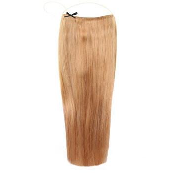 18 50g human hair secret hair extensions strawberry