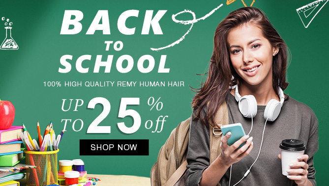 2018 Back to School Sale Event