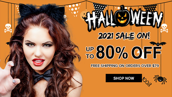 2021 Halloween Hair Extensions Sale New Zealand