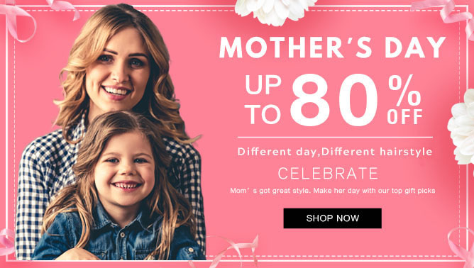 2021 Mother's Day Hair Extensions Sale New Zealand