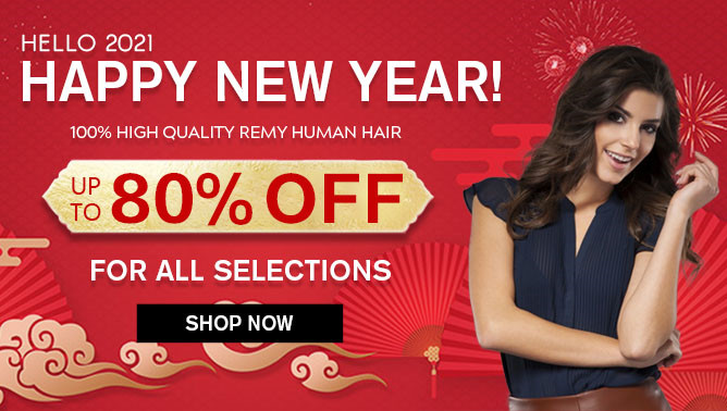 2021 New Year Hair Extensions Sale New Zealand