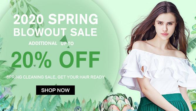 2020 Spring Season Hair Extensions Sale New Zealand