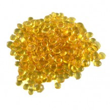 100g Keratin Glue Pellets Amber for Human Hair Extensions