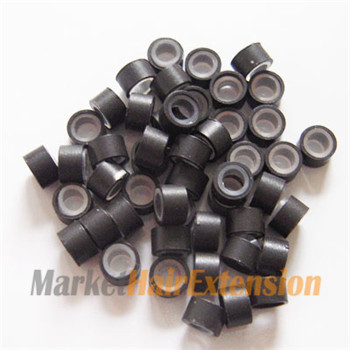 500pcs Micro Links Brown for Hair Extensions