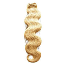 10 inches Strawberry Blonde (#27) Body Wave Indian Remy Hair Wefts