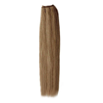14 inches Golden Blonde (#16) Straight Indian Remy Hair Wefts