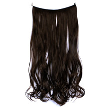 Body Wavy Synthetic Secret Hair Dark Brown (#2)